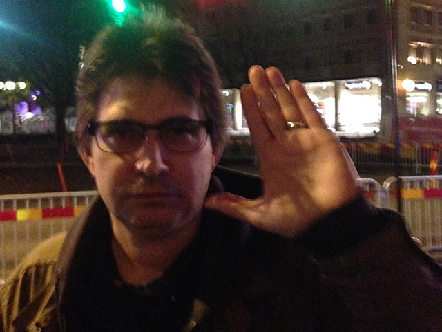 Steve Albini. Photo: Robin Olsson