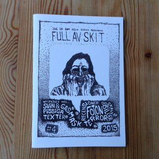 Full av skit – Fanzine av Zacharias Tienhaara