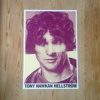 TONY HAWKAN HELLSTRÖM –Kalle Mattsson