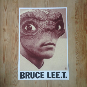 BRUCE LEE.T. – Kalle Mattsson