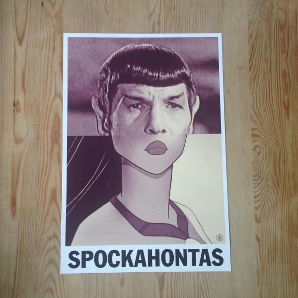 SPOCKAHONTAS –Kalle Mattsson