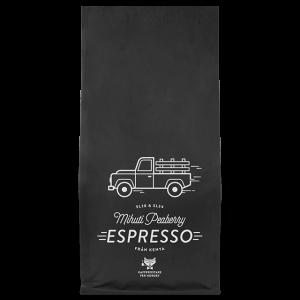 Per Nordby Espresso Mihuti Peaberry