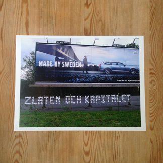 Patrik Qvist –Zlaten och kapitalet