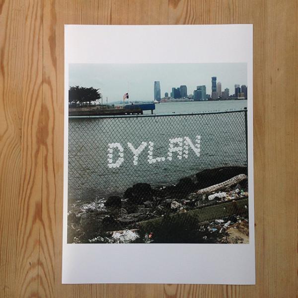 Patrik Qvist –Dylan