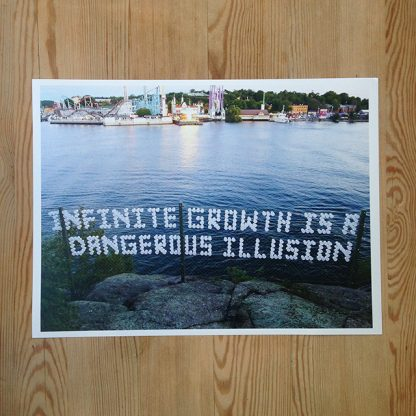 Patrik Qvist – Infinite growth is a dangerous illusion II