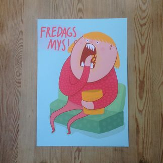 Jonas Welin – Freaky friday