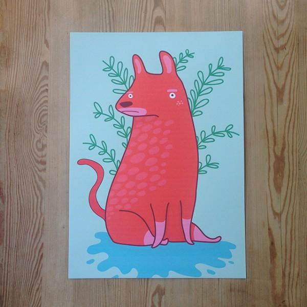 Jonas Welin –Röd hund