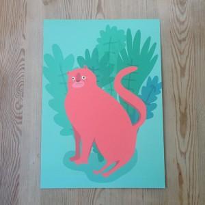 Jonas Welin –Söt katt