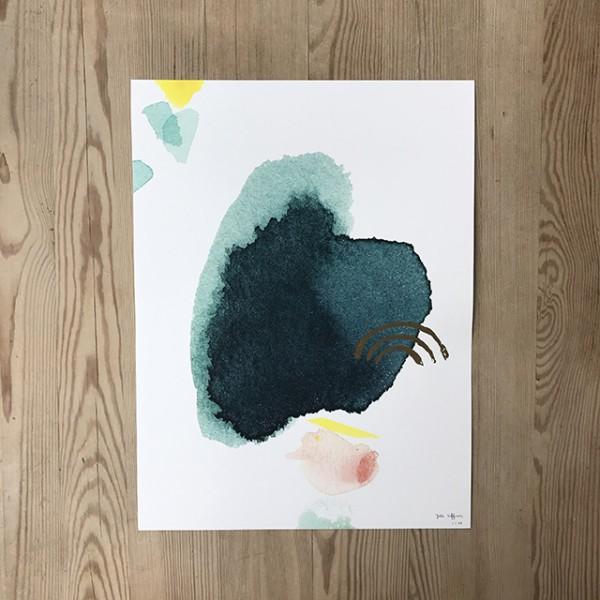 Ida Liffner – Blå nånting