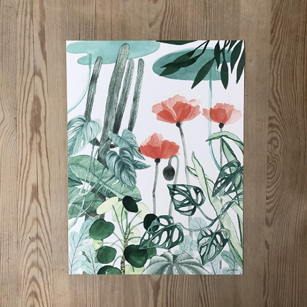 Ida Liffner –Botaniska