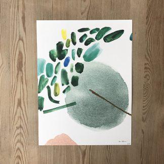 Ida Liffner – Grön nånting