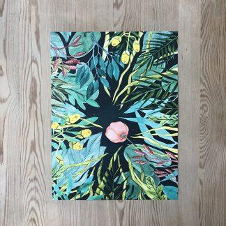 Ida Liffner –Trädgårdsnatt