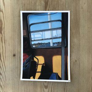 Sara Gunnarsson –Tram Shadows 1