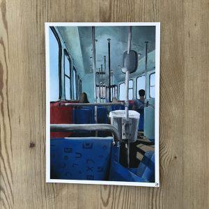 Sara Gunnarsson – Tram Shadows 2