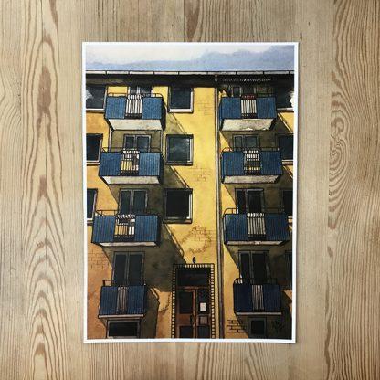 Sara Andén –Haråsgatan