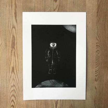 Anna Fors –Apan i rymden