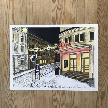 Lovisa Eklund –Nattbio