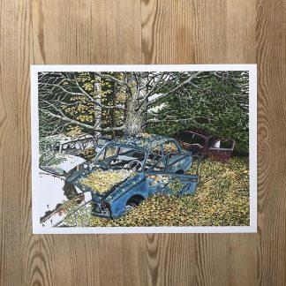 Lovisa Eklund – Lövtäcke
