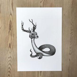 Joss Gustavsson – Deer Snabbit