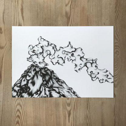Joss Gustavsson –Volcano