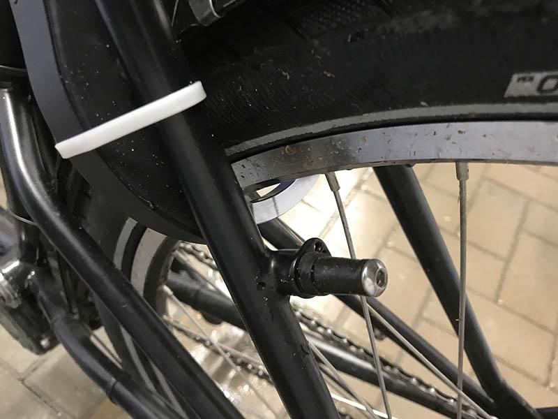Kville Lådcykelpool Bluetoothlås
