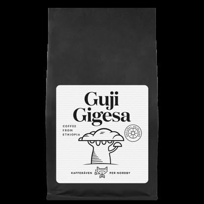 Kafferäven: Guji Gigesa
