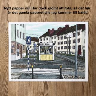 Lovisa Eklund - Korv kiosk