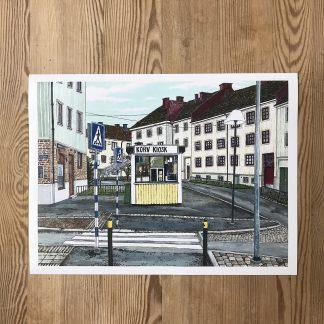 Lovisa Eklund –Korv Kiosk