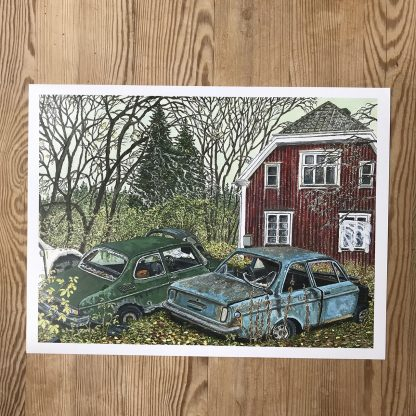 Lovisa Eklund –Människospår