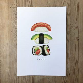 Sandra Kristensson Sushi