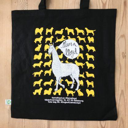 Tygpåse #6: Dogs of Llama Lloyd