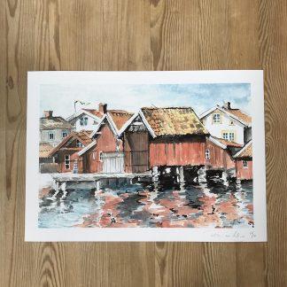 Petra Nordling –Kräftor i sjöboden