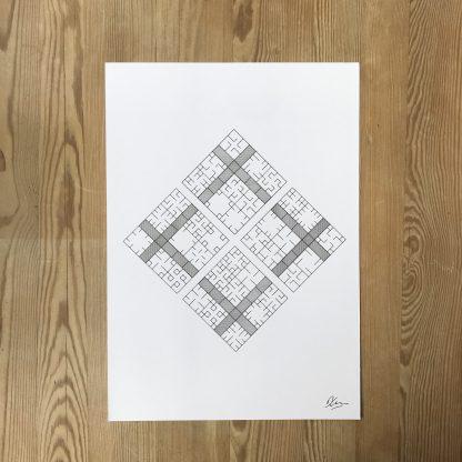 Duncan Geere –Fused Grid
