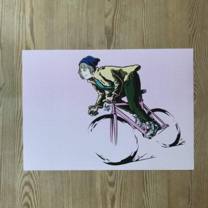 Jovan Velkoski –Fall Courier