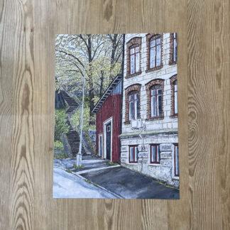 Lovisa Eklund - Hösten, husen, höjderna