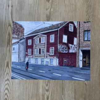 Lovisa Eklund - Sent på året (Bangatan)
