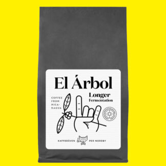 Kafferäven Per Nordby - El Árbol - longer fermentation