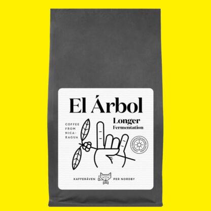 Kafferäven Per Nordby - El Árbol - longer fermentation