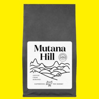 Kafferäven Per Nordby - Mutana Hill