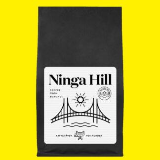 Kafferäven Per Nordby - Ninga Hill